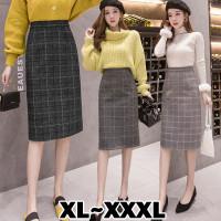 826 Bigsize XL/XXL/XXXL Shinhye Skirt/Korean Midi Skirt/Rok Midi