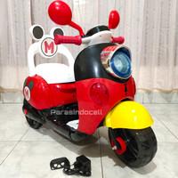 Mainan Motor Aki Mylo Pakai Remote