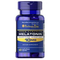Puritans Pride Melatonin 10 mg (isi 60 butir)