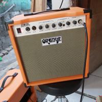 Ampli Gitar Oranye 8 Inch