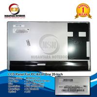 LCD LED Panel Screen PC All In One 20 Inch AIO Lenovo M200HJJ-L20
