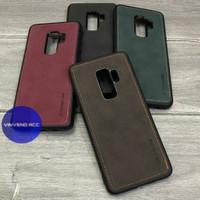 Caseme Original Leather Back Cover Case Samsung Galaxy S9 Plus S9+