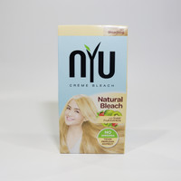 NYU creme bleaching (bleaching rambut)