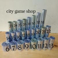 plastik shrink/plastik segel 250gram