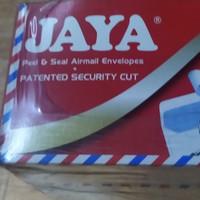 Amplop putih Airmail Jaya 104 ori