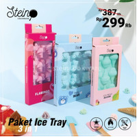 Paket ice Tray 3 in 1
