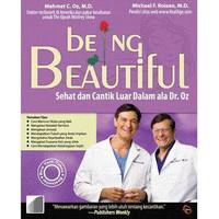 Buku kesehatan kecantikan Being beautiful dr oz bbw impor murah