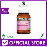Blackmores Pregnancy & Breast - Feeding Gold 180 Tablet