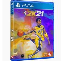 NBA 2K21 Mamba Forever Edition 2 K 21 2021 Ps 4 Ps4 Sony Playstation