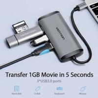 Adapter Thunderbolt 3.0 MHL Usb Type C to HDMI Usb 3.0 PD