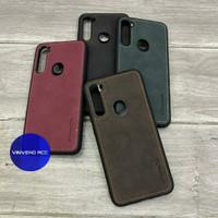 Caseme Original Leather Back Cover Case Xiaomi Redmi Note 8
