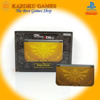 [PRELOVED] NEW NINTENDO XL LL 3DS NEW XL LL HYRULE EDITION ORIGINAL