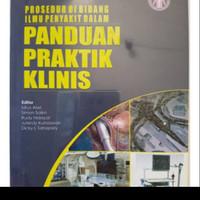 ORIGINAL buku Panduan praktik klinis prosedur dibidang ilmu penyakit d