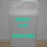 AQUADEST / AIR SULING 5 LITER