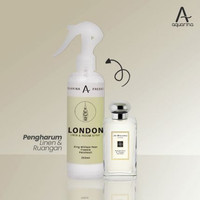 Aquarina Pengharum Ruangan/Seprei Jo Malone English Pear Cashback 3%