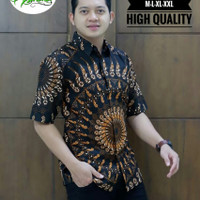 Kemeja Batik Lengan Pendek Puring 5