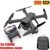 Mjx Bugs 20 B20 Drone GPS Quadcopter Eis 4k 5g Wifi Kamera Dengan TAS