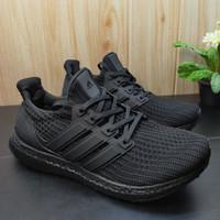 Sepatu Adidas UltraBoost 4.0 Triple Black