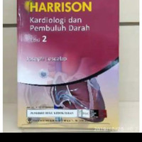 ORIGINAL buku Harrison Kardiologi & pembulu darah ed 2 joseph