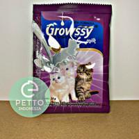 Susu anak kucing / kitten persia maine coon dll merek growssy 20g