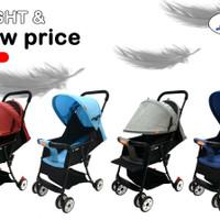 stroller labeille light kereta dorong anak bayi/ Alat bantu bawa bayi