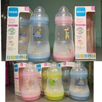 MAM Anti Colic Baby Bottle 160ml 260ml / Botol Susu DotBayi Anti Kolik