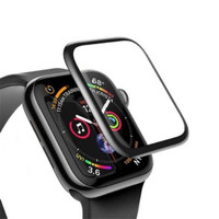 Tempered Glass Apple Watch 42mm 1 2 3 Baseus Full Cover Screen Protect