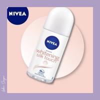 Nivea deodorant whitening silk touch 25 ml