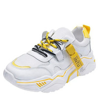 Sepatu sneaker wanita Korea sport jintu