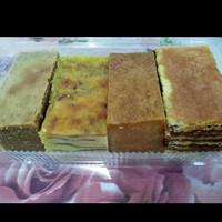 kue basah Palembang mix 2,4,6