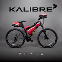 Tas Sepeda Kalibre Physx series/Tas belakang art 920687611