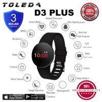 Toleda Smartwatch TLW D3 Plus Original Smart Watch Smart Band New