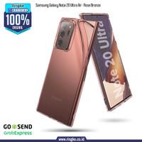 Ringke Samsung Galaxy Note 20 Ultra Air Bronze Softcase Anti Crack