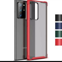 Samsung Note 20 Ultra SENSE YOE Series premium cover original merah