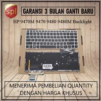 Keyboard HP EliteBook Folio 9470m Series BACKLIGHT