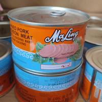 ma ling pork 397gr luncheon TTS besar meat terjamin