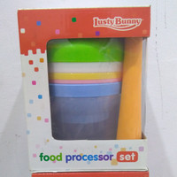 Food processor pelembut makanan Lusty Bunny (59)