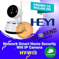 CCTV SECURITY IP CAMERA HY-W15 BEST WIRELESS WIFI INDOOR-GARANSI RESMI