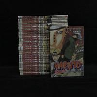 Komik Cabutan Naruto (Masashi Kishimoto)