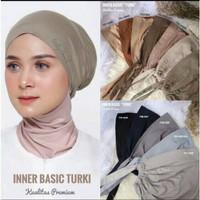 Inner Baciput Ikat Kaos / Ciput Tali Polos