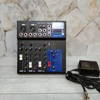 Mixer Audio Yamaha F4 USB F-LECO