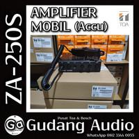 Ampli mobil Toa, amplifier ZA-250S sirine