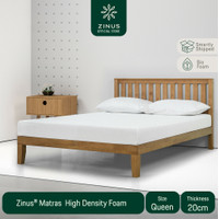 Zinus® Kasur 20 cm High Density Foam - Ukuran Queen