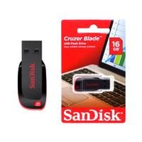 FLASHDISK SANDISK CRUZER BLADE 16 GB