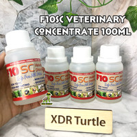 F10SC VETERINARY DISINFECTANT HIGH CONCENTRATE 100ML DISINFEKTAN HEWAN