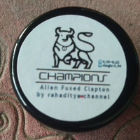 Champions Coil (COIL GHOIB) Alien Fused Clapton Ni80 double coil