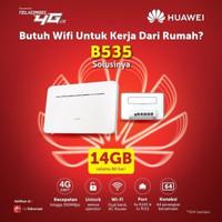 Router Wifi Modem Wifi Huawei B535 4G LTE CAT7 Unlock All Operator