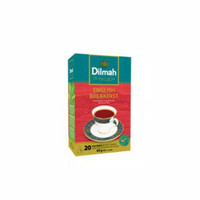 DILMAH ENGLISH BREAKFAST TEA 20 TEA BAGS