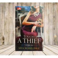 Novel HR Touch of A Thief Original Baru dan Segel