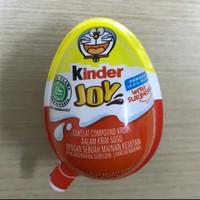 kinder joy cocholate crispy doraemon 20gr